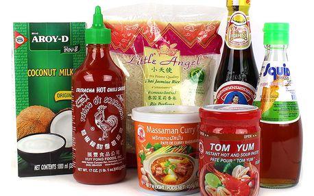 Chefshop Výhodný balíček Thajsko