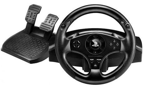 Volant Thrustmaster T80 pro PS4, PS3 + pedály černý (4160598)