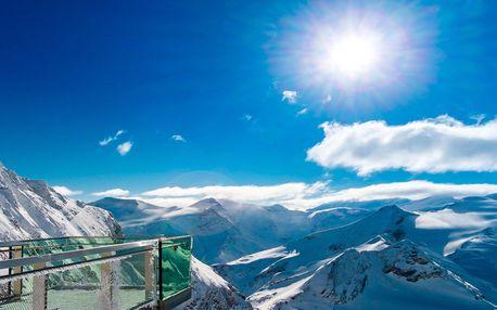 1denní lyžovačka v oblasti Zell am See / Kaprun