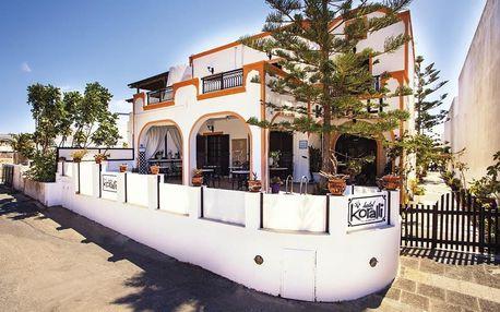 Řecko - Santorini na 8 dní, polopenze nebo snídaně s dopravou letecky z Prahy 50 m od pláže