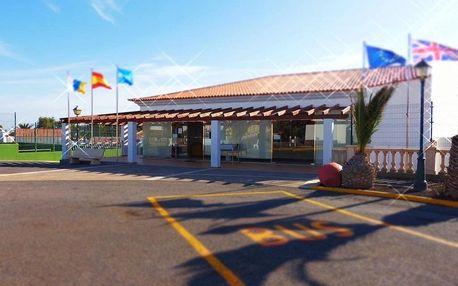 Kanárské ostrovy - Fuerteventura na 8 až 15 dní, all inclusive nebo bez stravy s dopravou letecky z Budapeště 5 km od pláže
