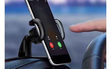 Držák s bezdrátovým nabíjením mobilu do auta