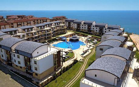 Bulharsko - Varna na 8 až 12 dní, all inclusive s dopravou letecky z Prahy 5 km od pláže