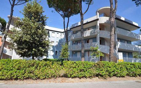 Itálie - Bibione na 6 až 8 dní, bez stravy s dopravou vlastní 500 m od pláže
