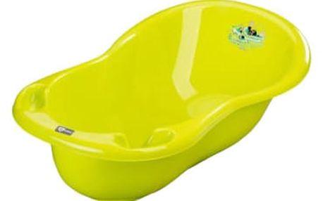 G-MINI Vanička Krteček 100 cm - sytě zelená