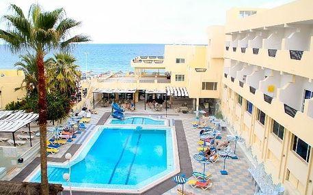 Tunisko - Sousse na 8 až 12 dní, all inclusive s dopravou letecky z Prahy přímo na pláži