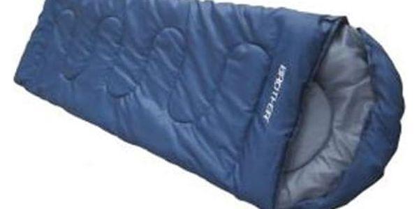 CorbySport 5773 Spací pytel dekový s podhlavníkem - 150g/m22