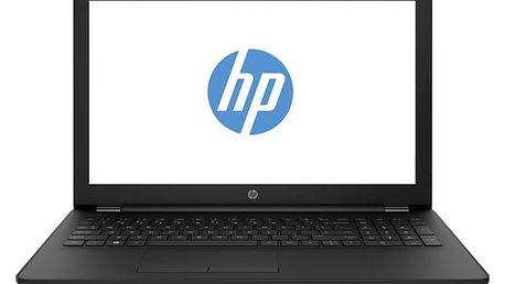Notebook HP 15-ra056nc (3LE96EA#BCM) černý Software F-Secure SAFE, 3 zařízení / 6 měsíců v hodnotě 979 Kč