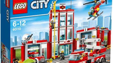 LEGO® City Fire 60110 Hasičská stanice