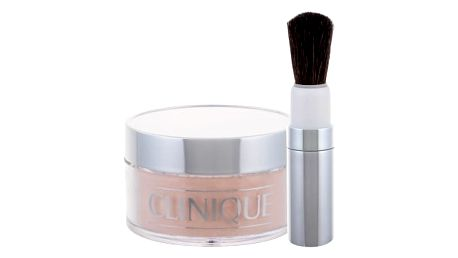 Clinique Blended Face Powder And Brush 35 g pudr pro ženy 02 Transparency
