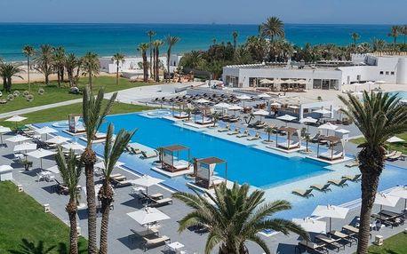 Tunisko - Sousse na 8 až 16 dní, all inclusive s dopravou letecky z Prahy přímo na pláži