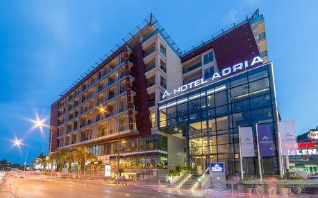 Černá Hora - Budva na 8 dní, snídaně s dopravou vlastní