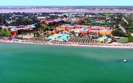 Tunisko - Monastir na 8 až 12 dní, all inclusive s dopravou letecky z Prahy přímo na pláži