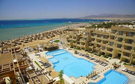 Egypt - Safaga na 8 dní, all inclusive s dopravou letecky z Prahy nebo Ostravy přímo na pláži