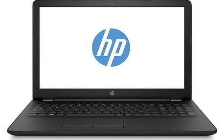 Notebook HP 15-ra056nc (3LE96EA#BCM) černý Software F-Secure SAFE, 3 zařízení / 6 měsíců v hodnotě 979 Kč + DOPRAVA ZDARMA