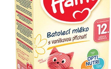 6x HAMI 12+ s příchutí vanilky (600 g) – kojenecké mléko