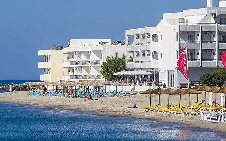 Řecko - Kos na 7 až 11 dní, snídaně s dopravou letecky z Prahy přímo na pláži