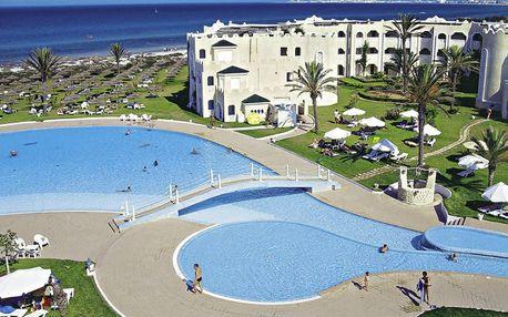 Tunisko - Mahdia na 8 až 16 dní, all inclusive nebo ultra all inclusive s dopravou letecky z Prahy přímo na pláži