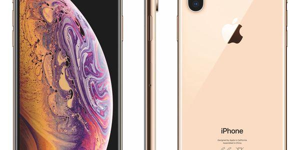 Mobilní telefon Apple iPhone Xs 64 GB - gold (MT9G2CN/A) + DOPRAVA ZDARMA2