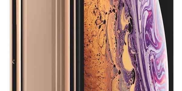 Mobilní telefon Apple iPhone Xs 64 GB - gold (MT9G2CN/A) + DOPRAVA ZDARMA4