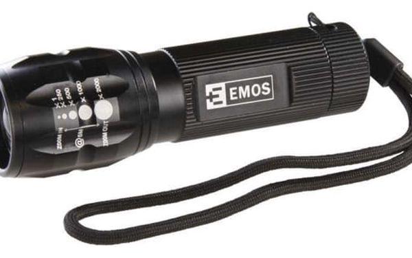 Svítilna EMOS OL-1302, ST-SG7381, FL73086 černá (OL-1302, ST-SG7381, FL73086)