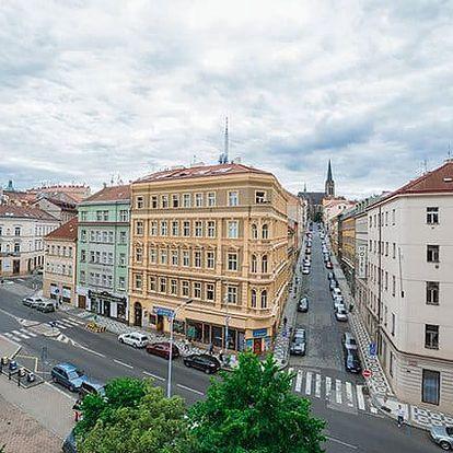 3–4denní pobyt pro 2 osoby se snídaněmi nebo polopenzí v hotelu Dalimil v Praze