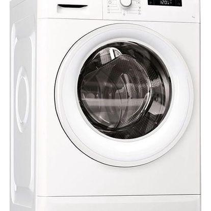 Automatická pračka Whirlpool Fresh Care FWF71253W EU bílá + dárek