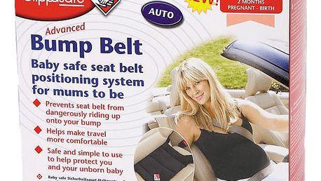 CLIPPASAFE bezp. pás do auta pro těhotné