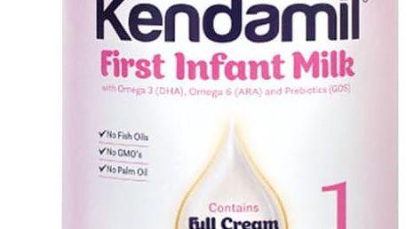 6x KENDAMIL Kojenecké mléko 1 (900 g)
