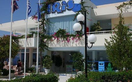 Řecko - Rhodos na 5 až 8 dní, all inclusive, polopenze nebo snídaně s dopravou letecky z Prahy 8 km od pláže
