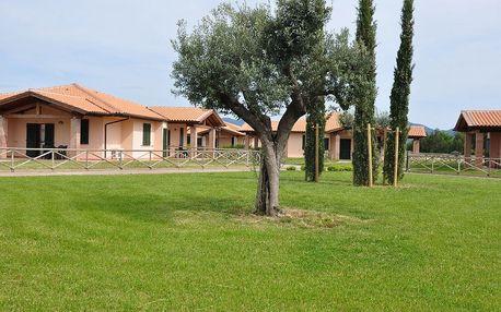 Itálie - Tuscany na 5 až 8 dní, bez stravy s dopravou vlastní 9 km od pláže
