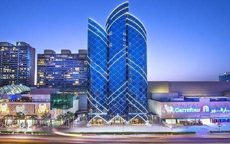 Spojené arabské emiráty - Dubai na 5 dní, all inclusive, snídaně nebo bez stravy s dopravou letecky z Prahy