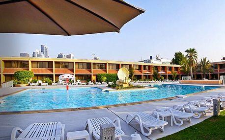 Spojené arabské emiráty - Sharjah na 5 až 9 dní, polopenze nebo snídaně s dopravou letecky z Prahy přímo na pláži