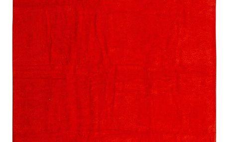 TipTrade Plážová osuška Fresh Feeling červená 90x170