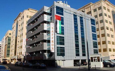 Spojené arabské emiráty - Dubai na 4 až 8 dní, snídaně nebo bez stravy s dopravou letecky z Prahy