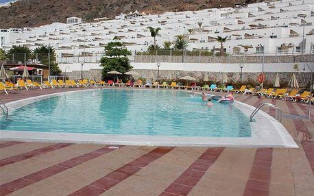 Kanárské ostrovy - Gran Canaria na 8 až 15 dní, polopenze, snídaně nebo bez stravy s dopravou letecky z Prahy 2 km od pláže