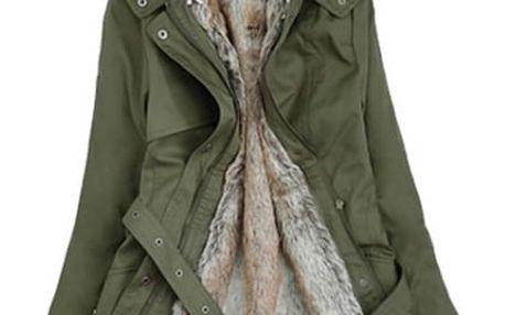 Dámská zimní bunda Mary - 3 barvy