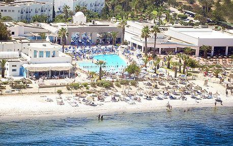 Tunisko - Monastir na 8 až 12 dní, all inclusive nebo ultra all inclusive s dopravou letecky z Prahy přímo na pláži