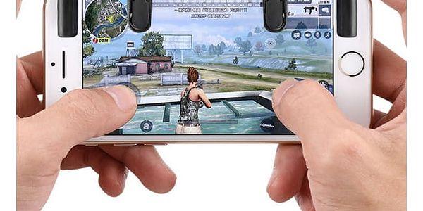 Gamepad pro mobilní telefon