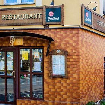 Vydatná hostina u Švejka pro 2 až 8 osob ve Strašnicích