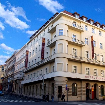 Praha: EA Hotel Sonata