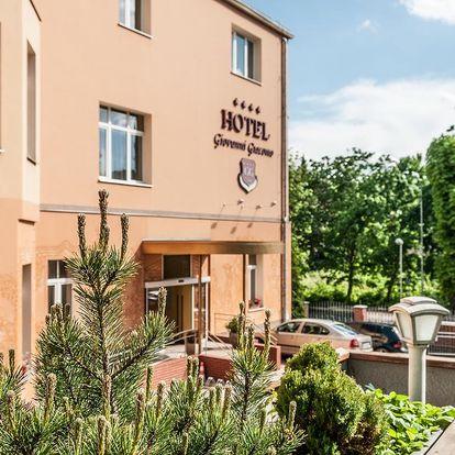 Krušné hory: Hotel Giovanni Giacomo