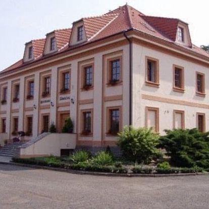 Jizerské hory: Hotel Zámeček Raspenava