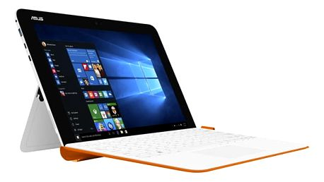 Dotykový tablet Asus Transformer Mini T102HA + stylus bílý/oranžový + dárek (T102HA-GR042T)