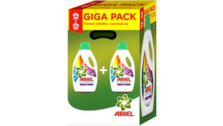 ARIEL Color 2x2.75 L (2x50 dávek) - gel na praní