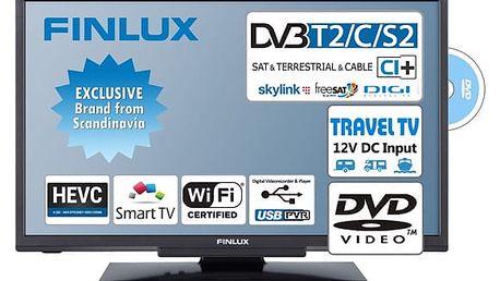 Televize Finlux 24FDM5660 černá