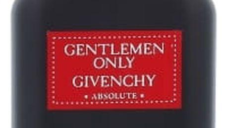 Givenchy Gentlemen Only Absolute 100 ml parfémovaná voda pro muže