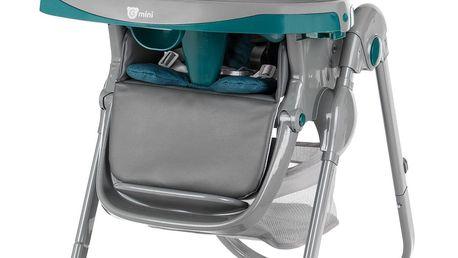 G-MINI Jídelní židle Mambo - Lazulit