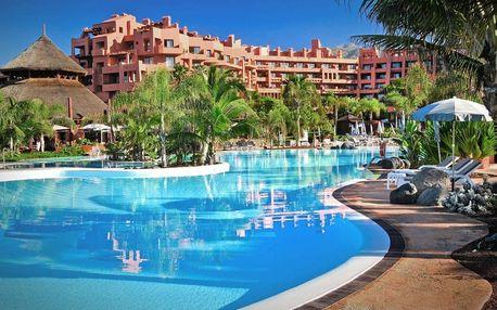 Kanárské ostrovy - Tenerife na 8 dní, snídaně s dopravou letecky z Prahy 200 m od pláže