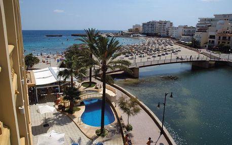 Španělsko - Mallorca na 15 dní, all inclusive s dopravou letecky z Prahy 10 m od pláže